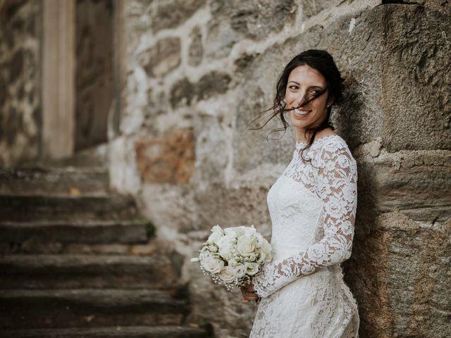 Il matrimonio di Andrea e Giulia a Aosta, Aosta 45