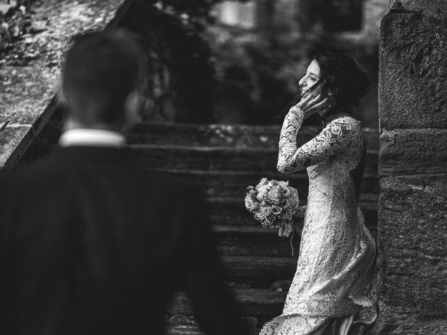 Il matrimonio di Andrea e Giulia a Aosta, Aosta 46