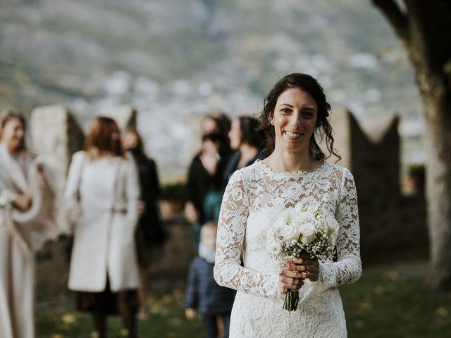 Il matrimonio di Andrea e Giulia a Aosta, Aosta 51