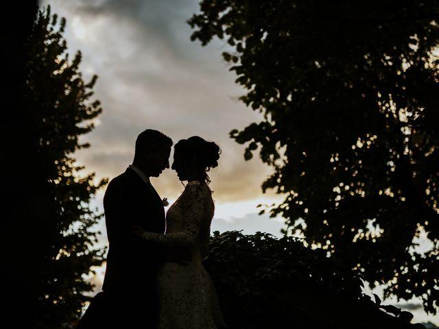 Il matrimonio di Andrea e Giulia a Aosta, Aosta 53