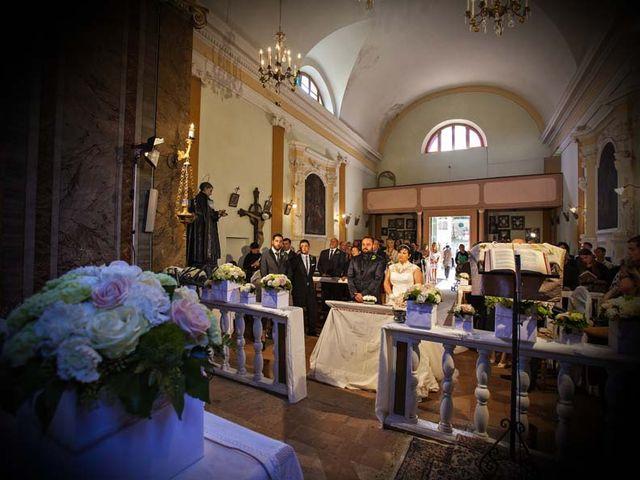 Il matrimonio di Emanuela e Catello a Cupra Marittima, Ascoli Piceno 5