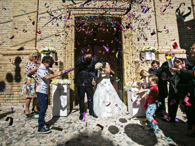 Il matrimonio di Emanuela e Catello a Cupra Marittima, Ascoli Piceno 7