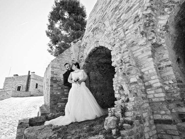 Il matrimonio di Emanuela e Catello a Cupra Marittima, Ascoli Piceno 8