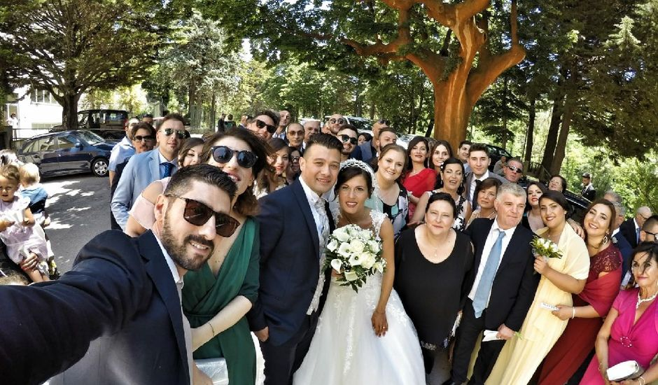 Il matrimonio di Daniele e Maria a Ariano Irpino, Avellino
