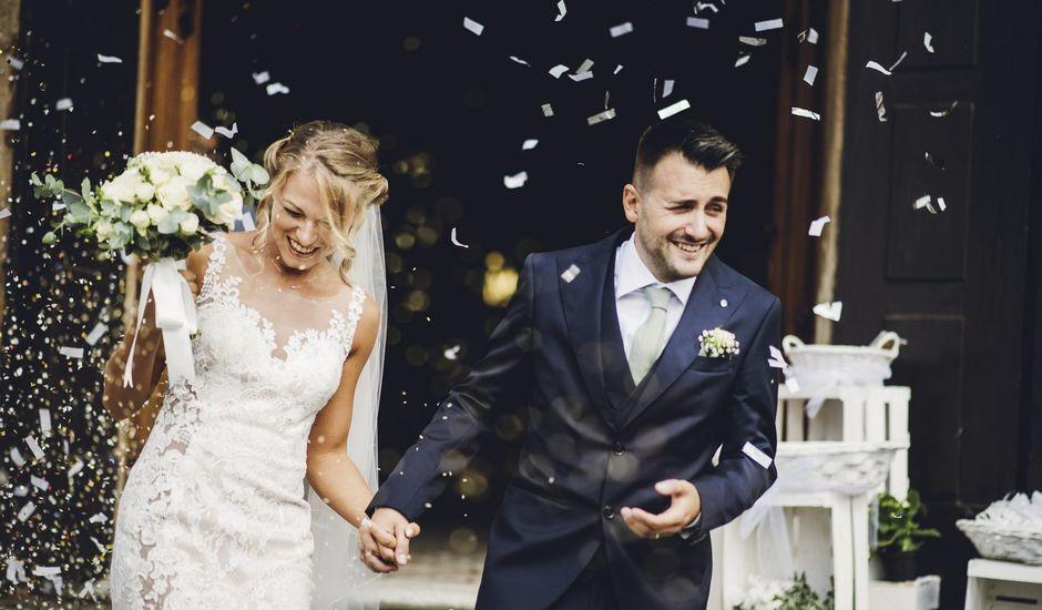 Il matrimonio di Marco e Annalisa a Penango, Asti