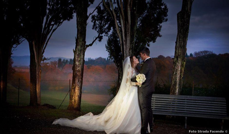 Il matrimonio di Stefano e Alessia a Ponsacco, Pisa