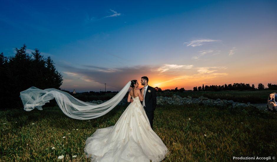 Il matrimonio di Gabriele e Ilaria a Martano, Lecce