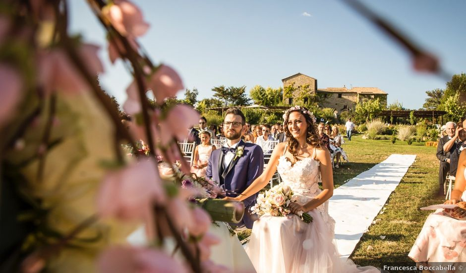 Il matrimonio di Luca e Ivana a Assisi, Perugia