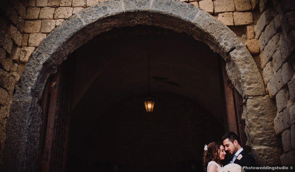 Il matrimonio di Andrea e Viviana a Napoli, Napoli