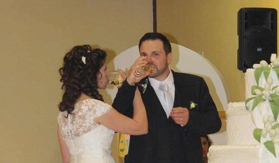 Il matrimonio di Valentina e Angelo a Patti, Messina