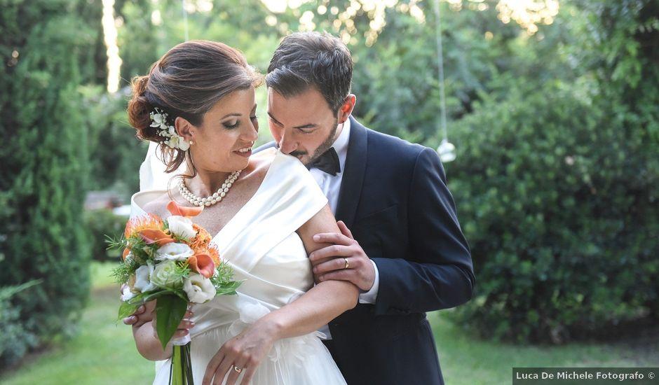 Il matrimonio di Nicola e Raffaella a Foggia, Foggia