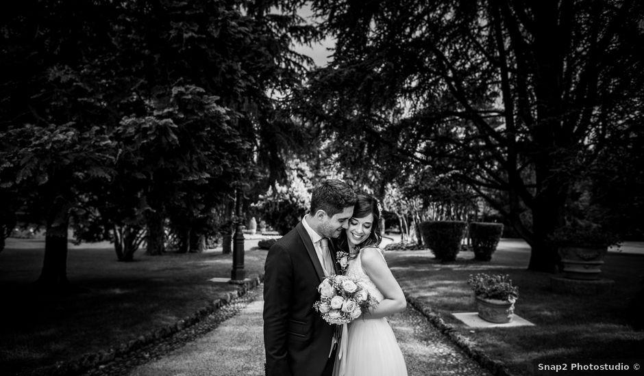 Il matrimonio di Luca e Alessia a Cassina de' Pecchi, Milano