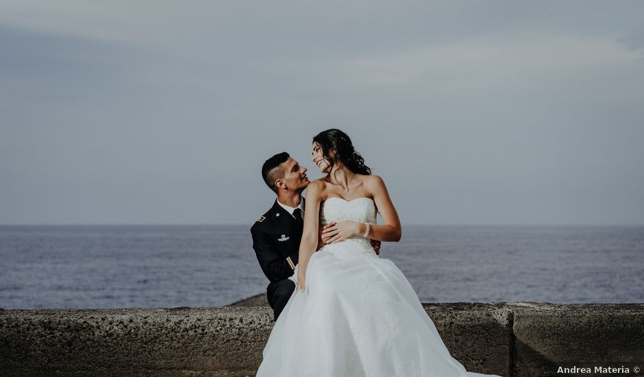 Il matrimonio di Francesco e Letizia a Catania, Catania