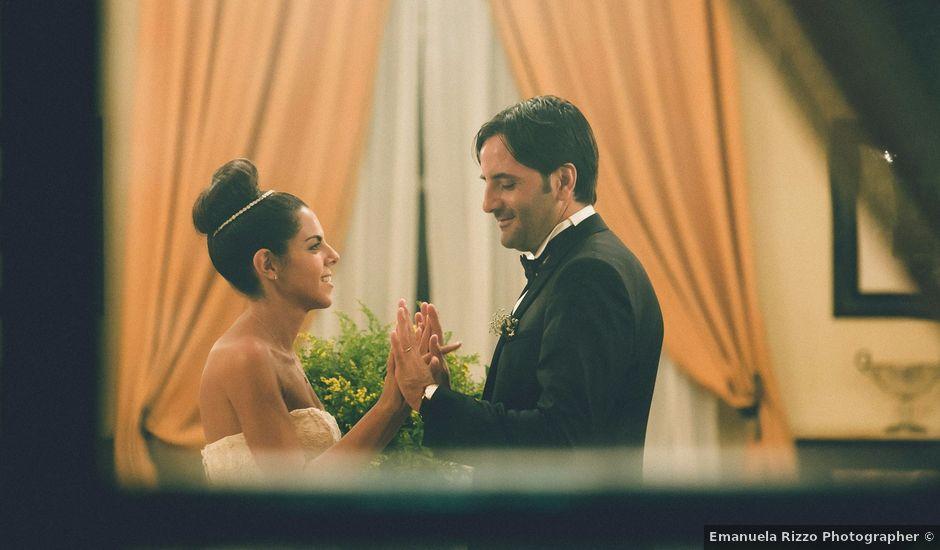 Il matrimonio di Luca e Sara a Racale, Lecce