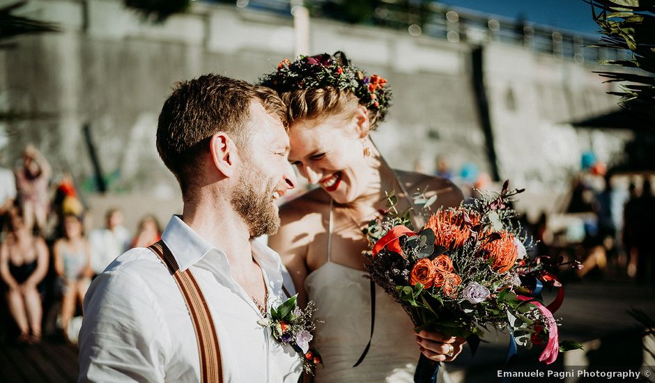 Il matrimonio di Tom e Maren a Firenze, Firenze
