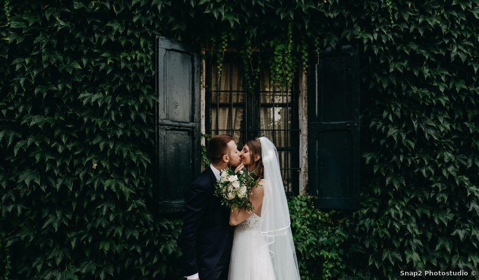 Il matrimonio di Antonio e Martina a Montevecchia, Lecco