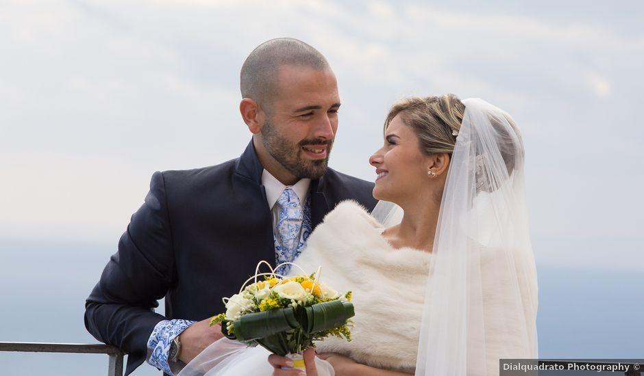 Il matrimonio di Giuseppe e Alessia a Taormina, Messina