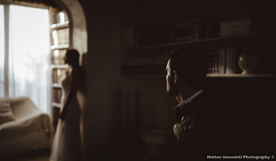 Il matrimonio di Alessandro e Chiara a Prato, Prato