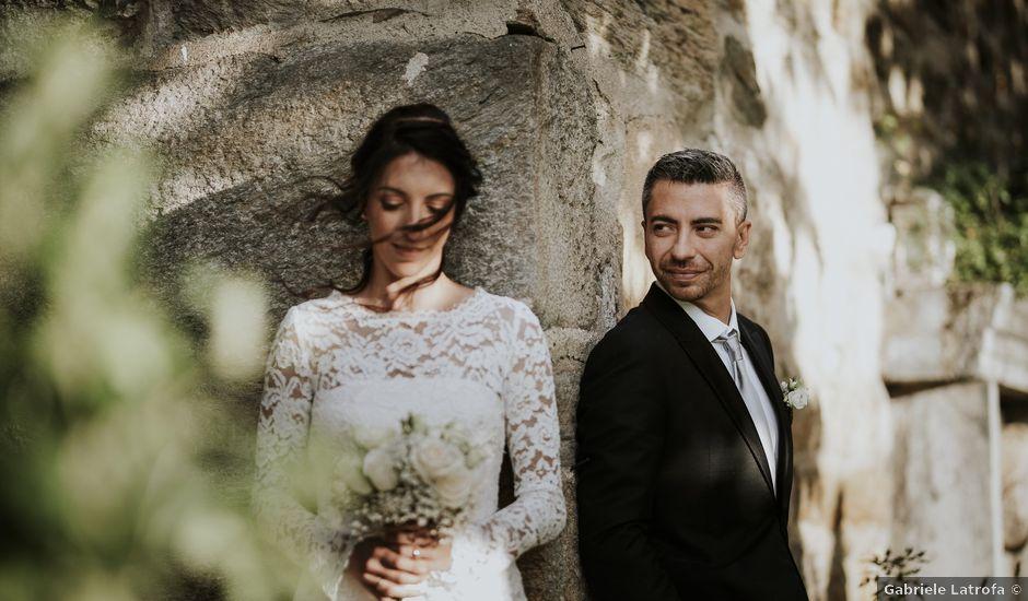Il matrimonio di Andrea e Giulia a Aosta, Aosta