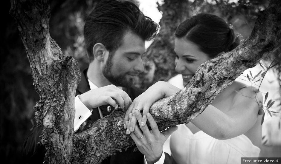 Il matrimonio di Vito e Eva a Mogliano, Macerata