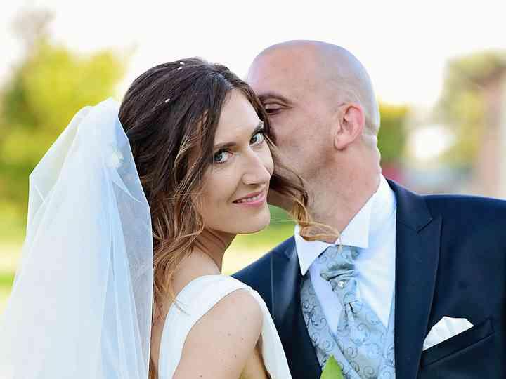 Le nozze di Liliana e Matteo