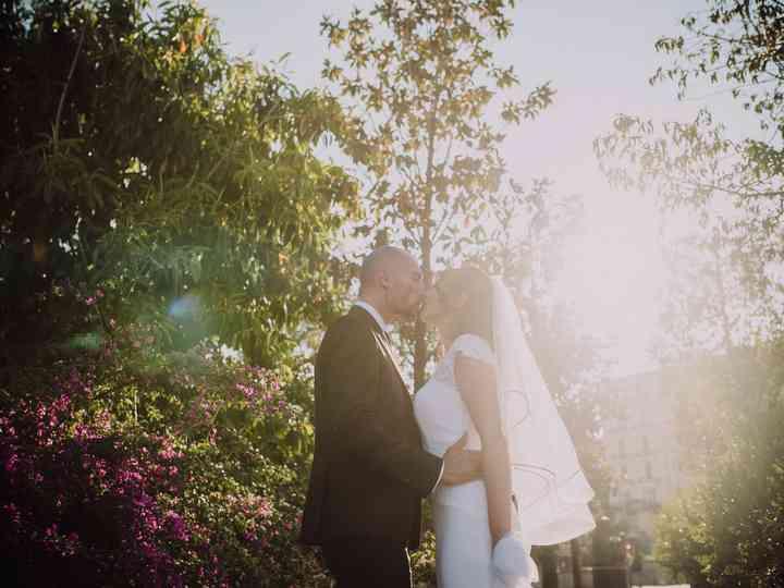 Le nozze di Paola e Giuseppe