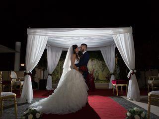 Le nozze di Pamela e Manuel 1