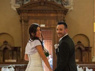 Le nozze di Gessica e Renato