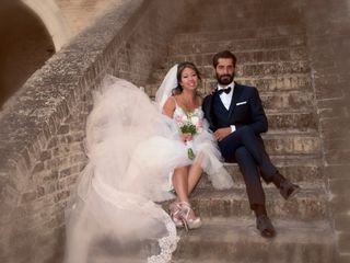 Le nozze di Francesca e Pierluigi