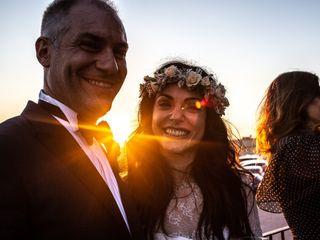 Le nozze di Camila e Alberto