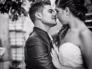 Le nozze di Jessica e Lino