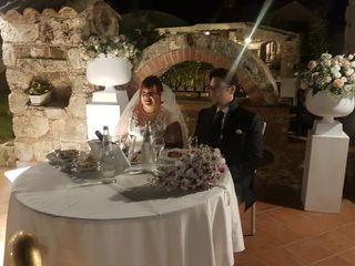 Le nozze di Lara e Gaetano