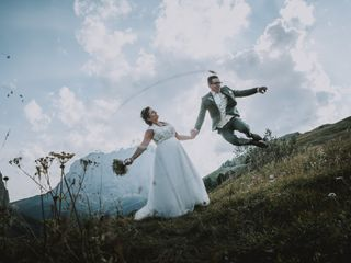Le nozze di Rhea e Thomas
