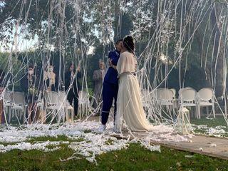 Le nozze di Francesco e Sara
