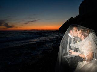 Le nozze di Mery e Massimiliano