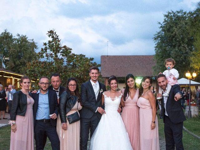 Il matrimonio di Matteo e Elisa a Lomello, Pavia 3