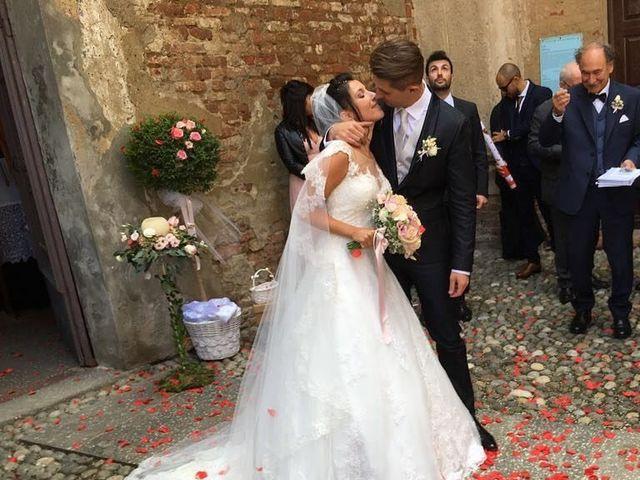 Il matrimonio di Matteo e Elisa a Lomello, Pavia 2