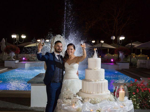 Le nozze di Pamela e Manuel