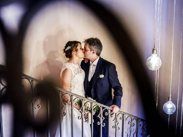 le nozze di Sara e Battista
