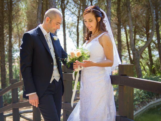 le nozze di Angela e Roberto
