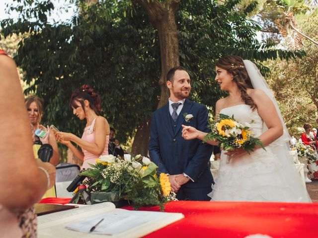 Il matrimonio di Danilo e Rosalia a Palermo, Palermo 39