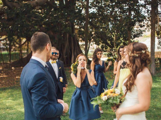 Il matrimonio di Danilo e Rosalia a Palermo, Palermo 55
