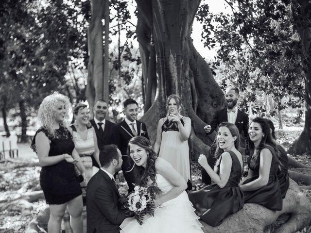 Il matrimonio di Danilo e Rosalia a Palermo, Palermo 57