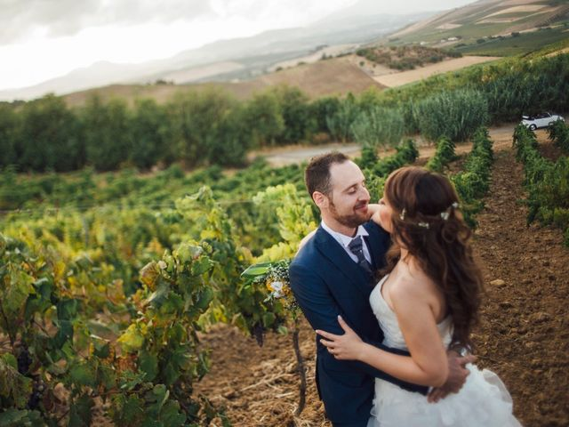 Le nozze di Rosalia e Danilo