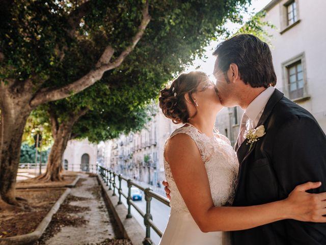 Le nozze di Rosamaria e Andrea