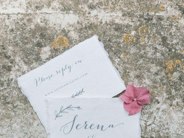 Il matrimonio di Wisarut e Serena a Lecce, Lecce 15