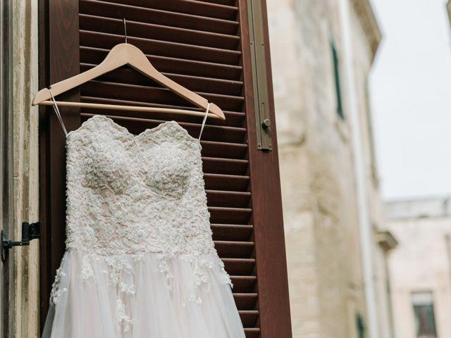 Il matrimonio di Wisarut e Serena a Lecce, Lecce 19