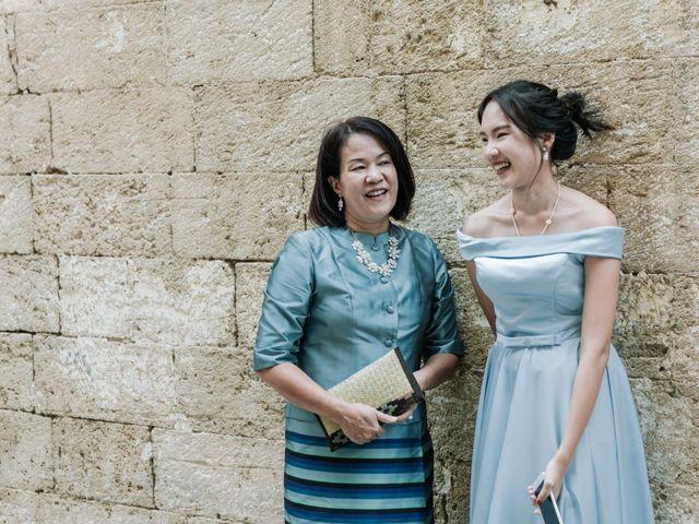 Il matrimonio di Wisarut e Serena a Lecce, Lecce 21
