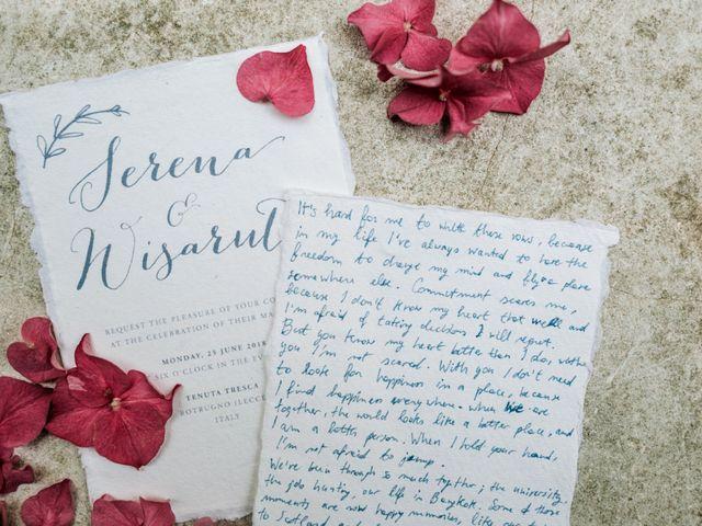 Il matrimonio di Wisarut e Serena a Lecce, Lecce 30