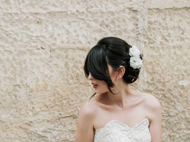 Il matrimonio di Wisarut e Serena a Lecce, Lecce 38